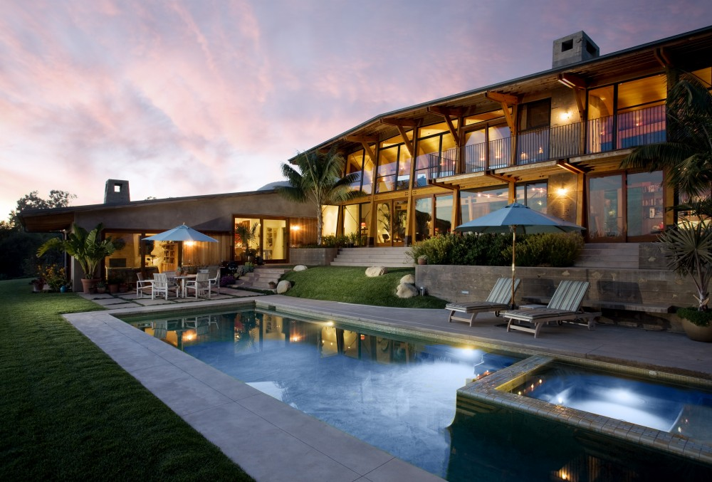 Photo By DD Ford Construction. Contemporary Carpinteria Foothills