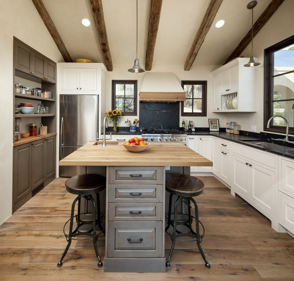 Photo By Allen Construction. Kitchens