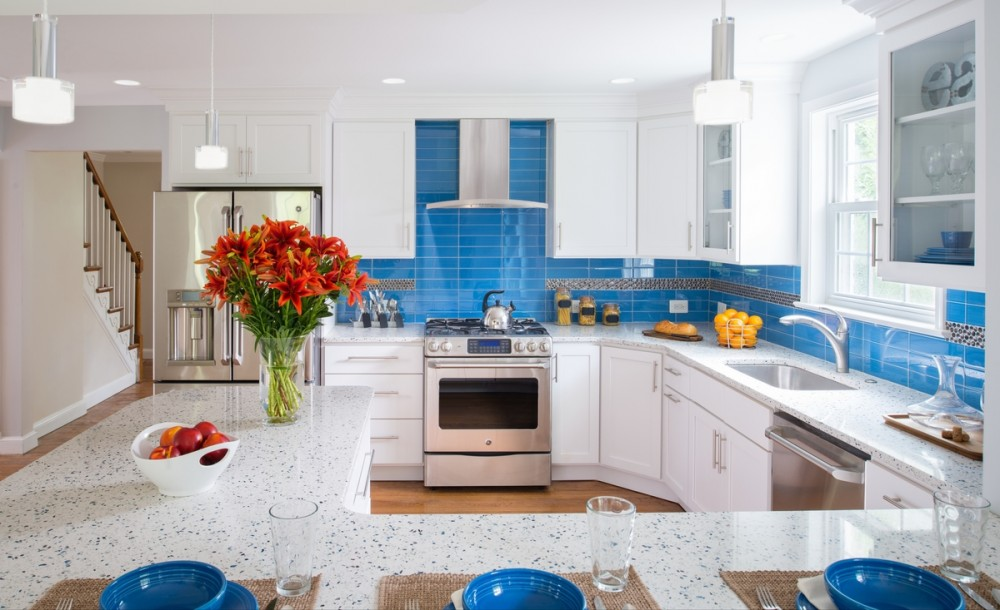 Photo By Glickman Design Build. Whole House Custom Remodel In Bethesda, MD
