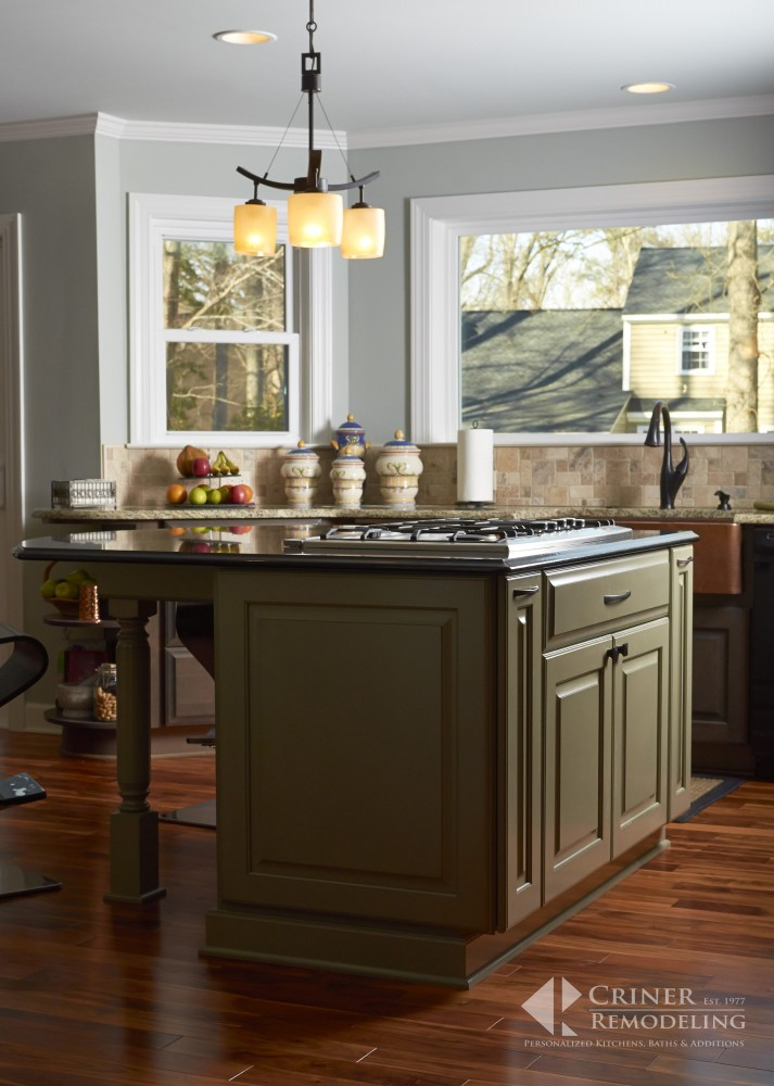 Photo By Criner Remodeling. Kitchen & First Floor Remodel In Yorktown, VA