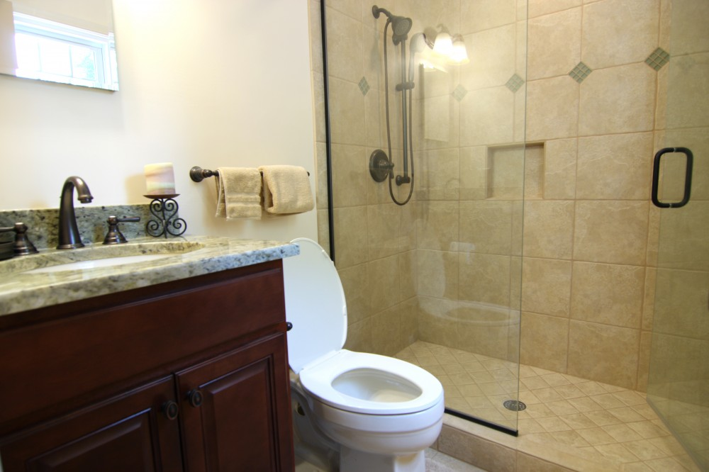 Photo By Criner Remodeling. Shower Remodel