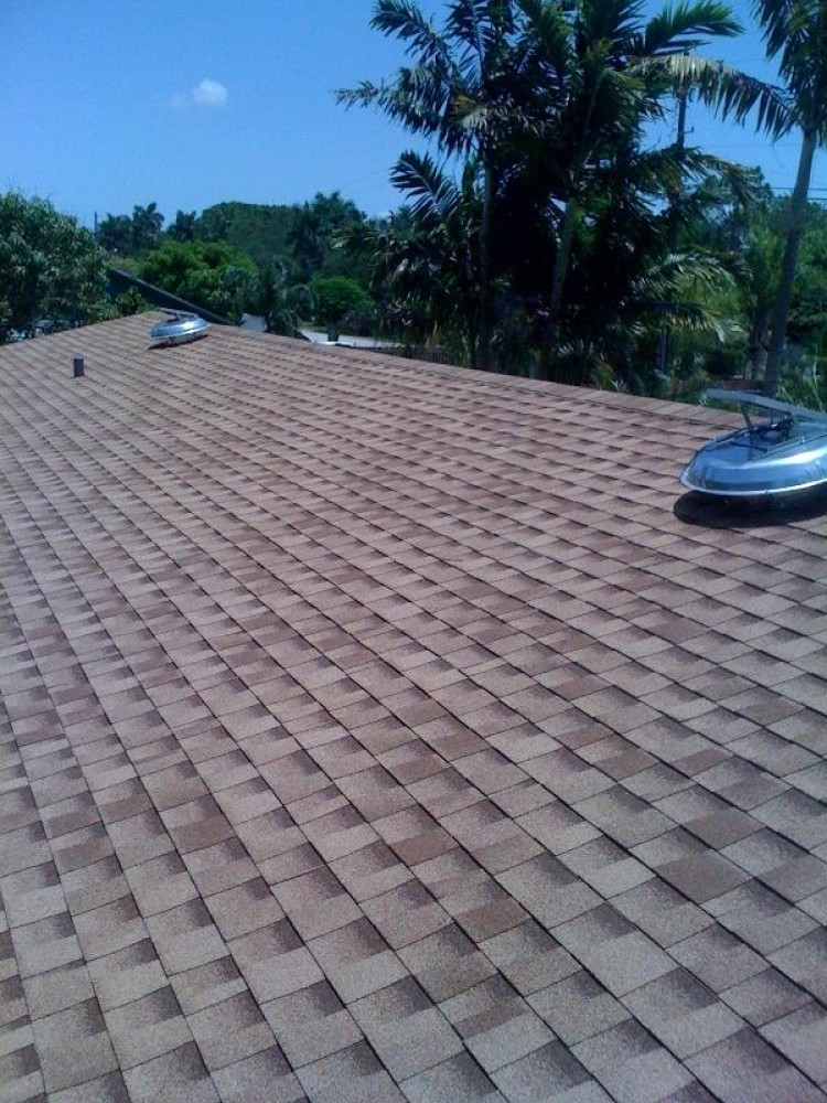 Photo By Roche Roofing, Inc.. Shingle Roof