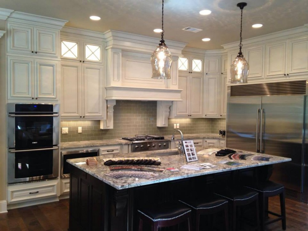 Photo By Celtic Custom Homes. Kitchens