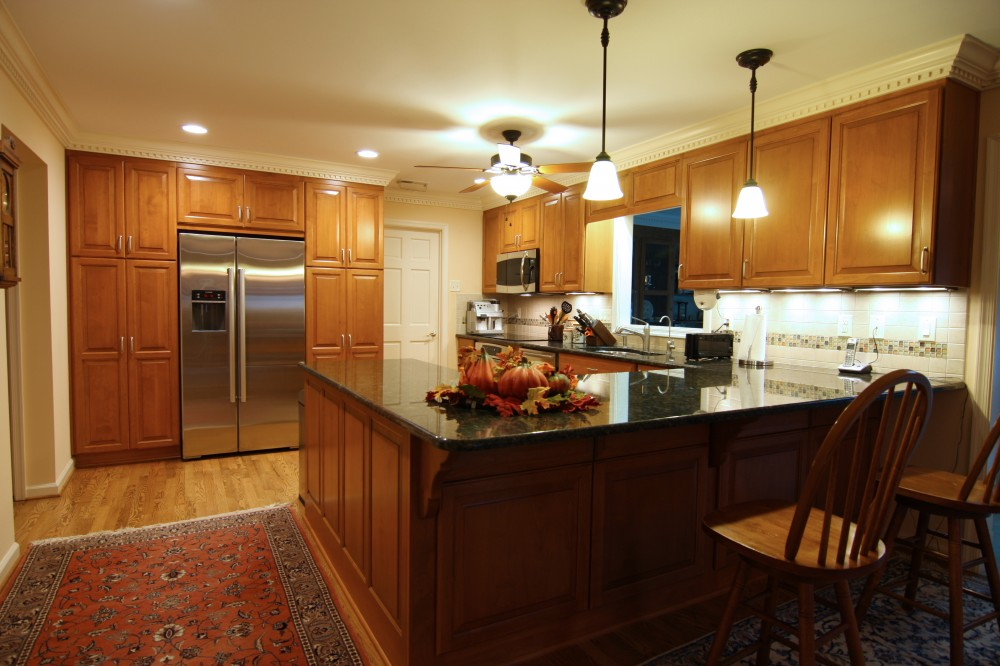 Photo By Criner Remodeling. Kitchen Make Over
