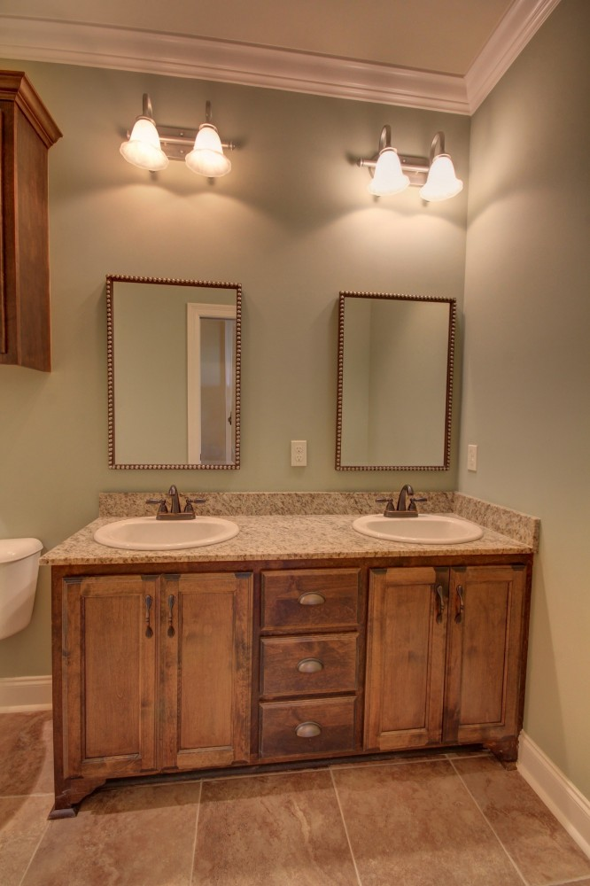 Photo By Manuel Builders. Cantrell A Floor Plan