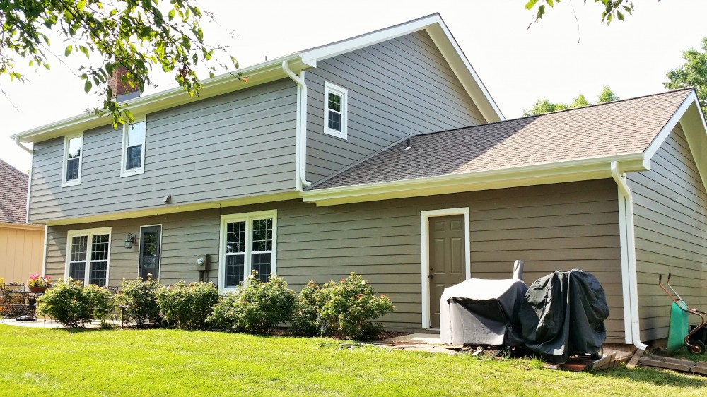 Photo By Sure Point Exteriors.