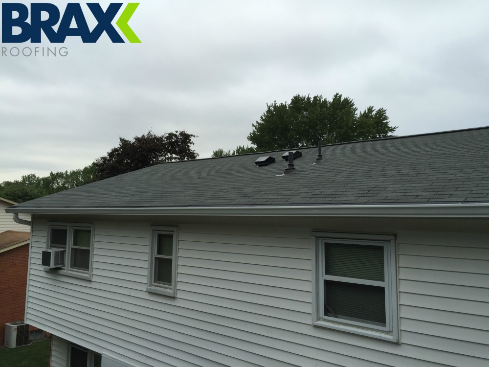 Photo By BRAX Roofing. Roof Replacement In Potomac MD, 20854