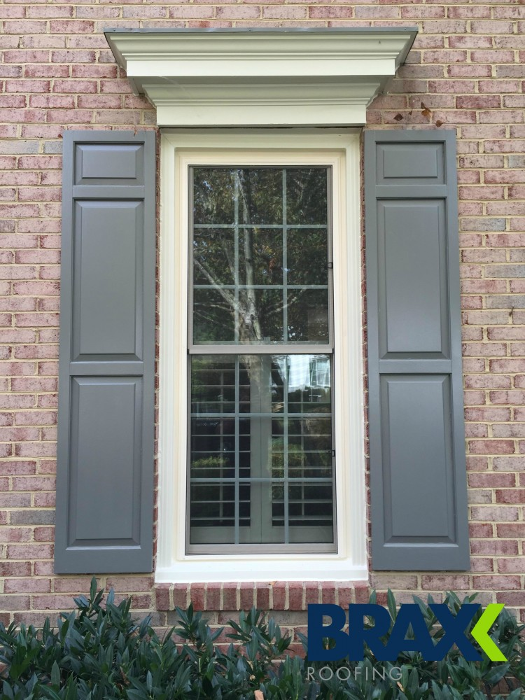 Photo By BRAX Roofing. Window Replacement In Potomac MD, 20854