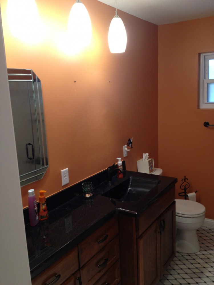 Photo By Biehl Brothers Contracting LLC. Bathroom Remodel
