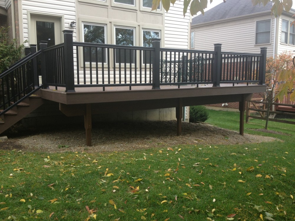 Photo By Biehl Brothers Contracting LLC. Deck Photos