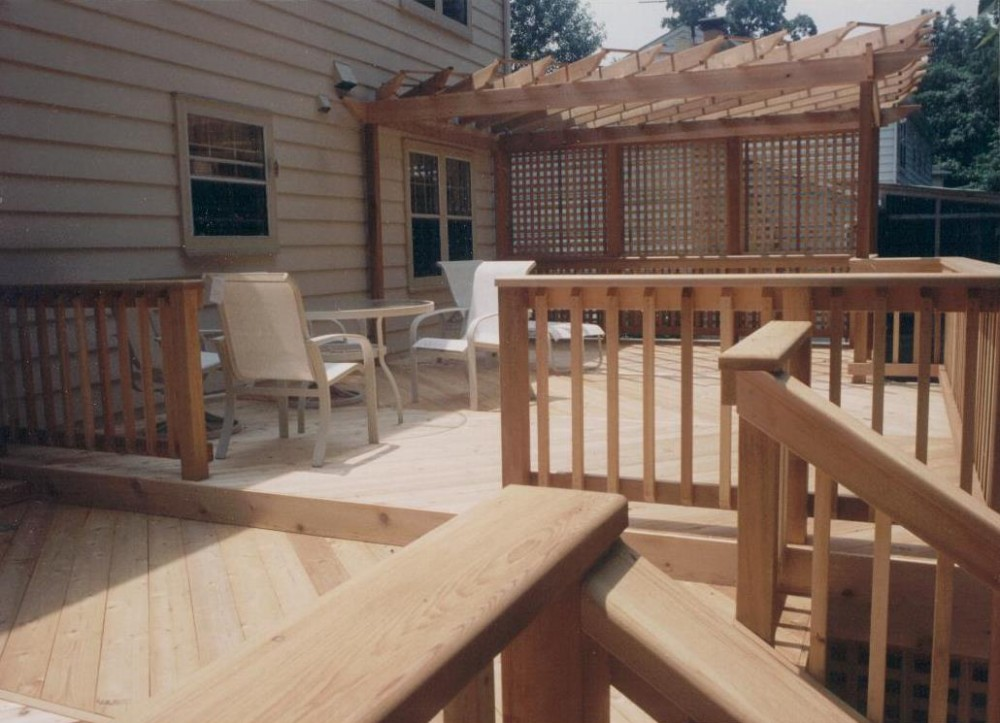 Photo By Houseworks Unlimited, Inc.. Sunroom Addition W/ Sundeck
