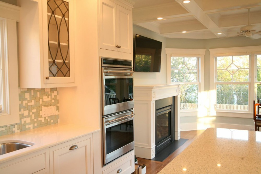 Photo By Baine Contracting, Inc.. Beach House On The Bay