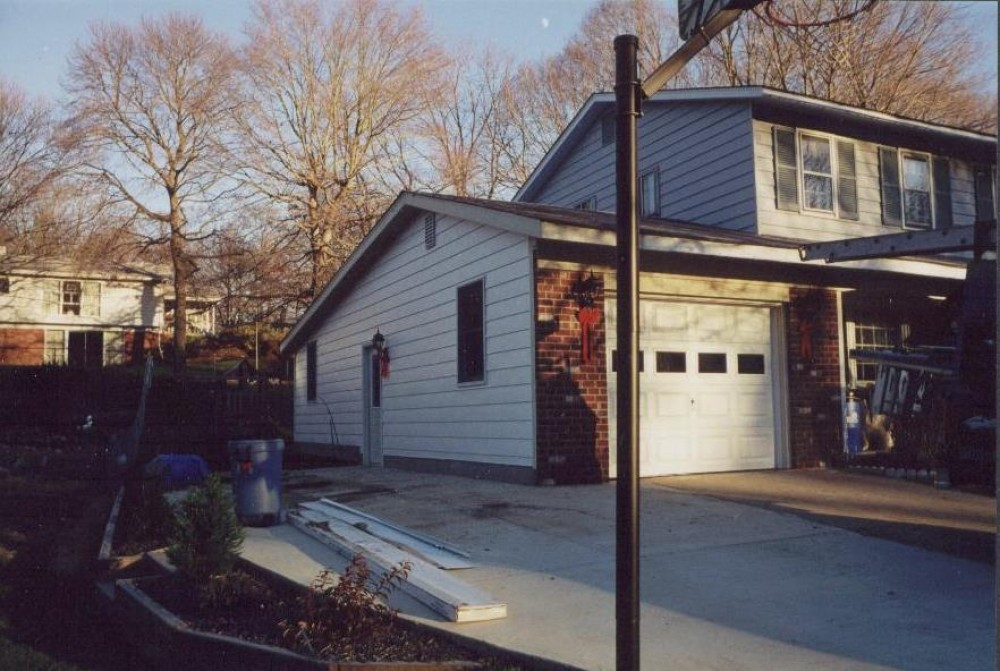 Photo By Houseworks Unlimited, Inc.. Rockville Garage Addition