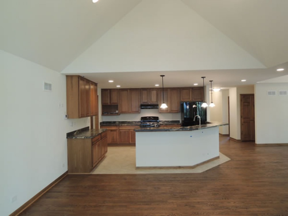 Photo By Scholl Construction. Custom Built Home
