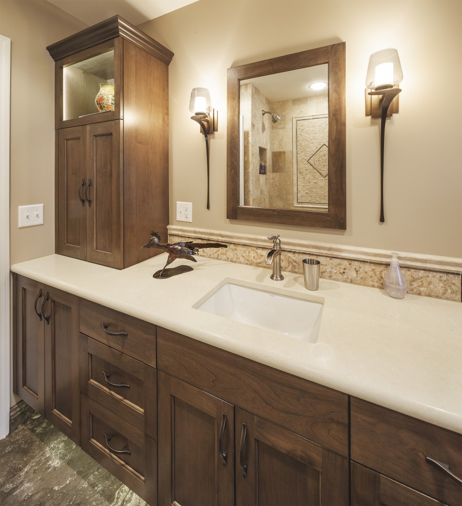 Photo By Rhino Builders Inc.. Bath Remodels