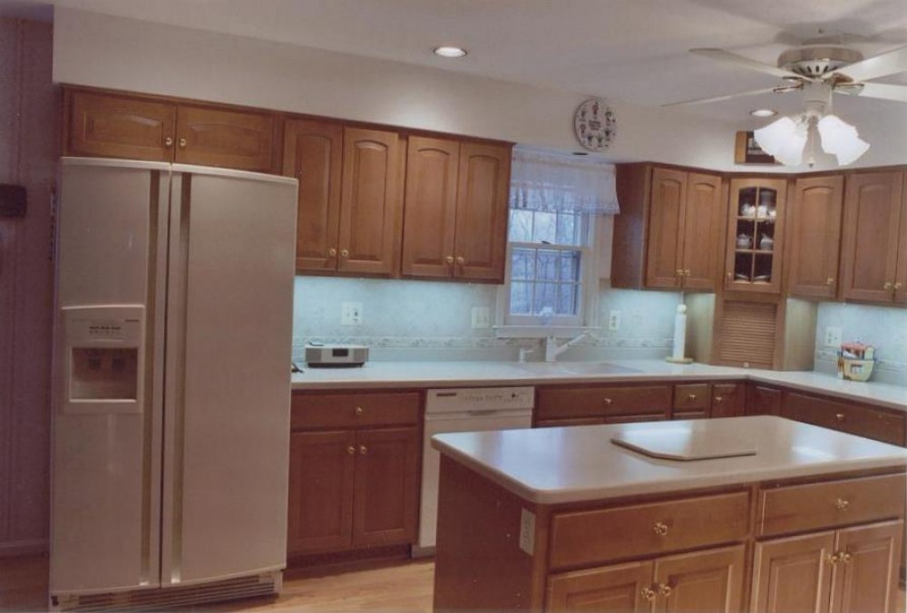 Photo By Houseworks Unlimited, Inc.. Germantown Kitchen Remodel