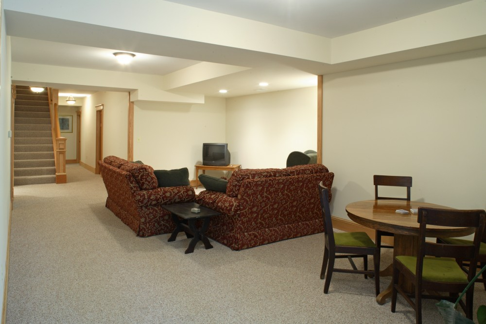 Photo By Houseworks Unlimited, Inc.. Basement Finished Mount Airy