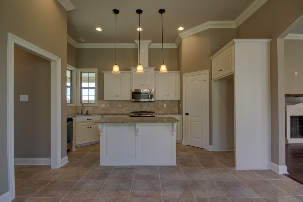 Photo By Manuel Builders. Adelaide Floor Plan With French Elevation