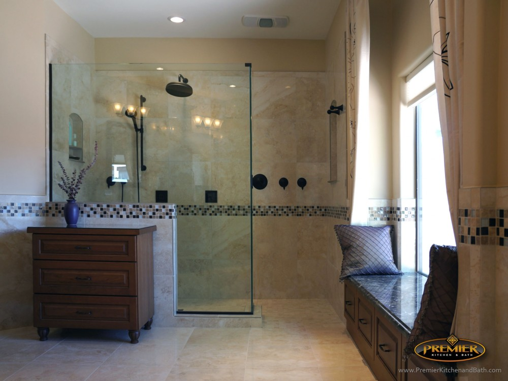 Photo By Premier Kitchen And Bath. Master Bathroom Remodel