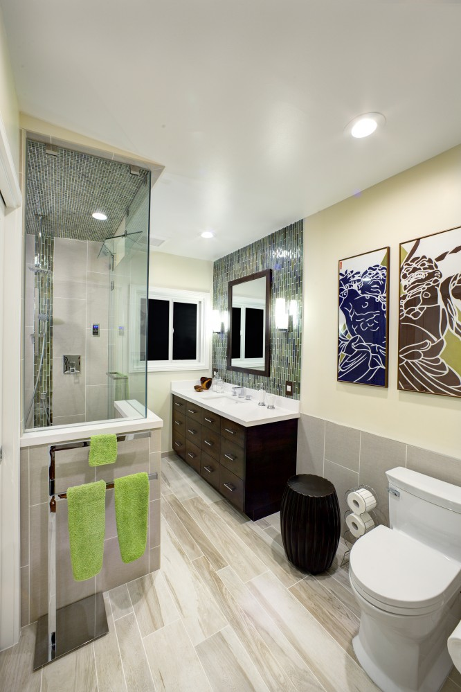 Photo By Eberle Remodeling. Bathroom Remodel