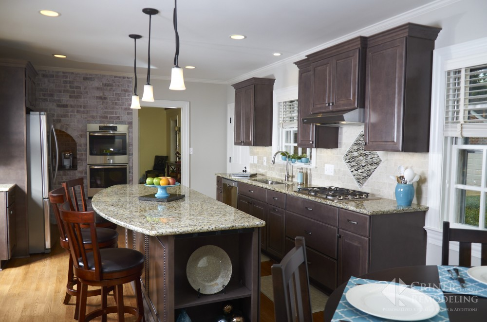 Photo By Criner Remodeling. Elegant Kitchen Remodel In Newport News, VA