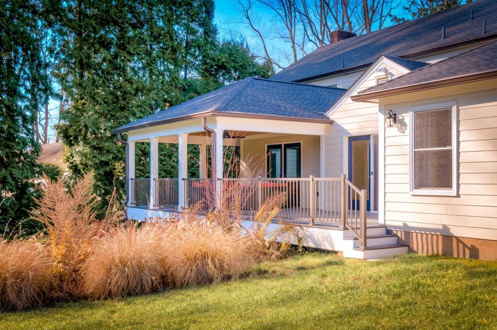 Photo By Glickman Design Build. In-law Suite Addition