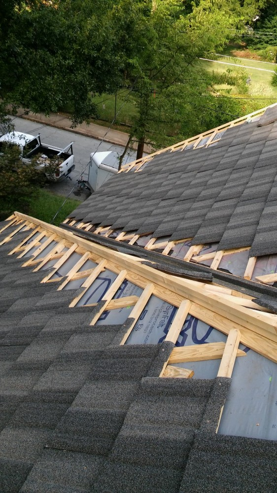 Photo By Precision Roofers, LLC / Newnan Roofing.