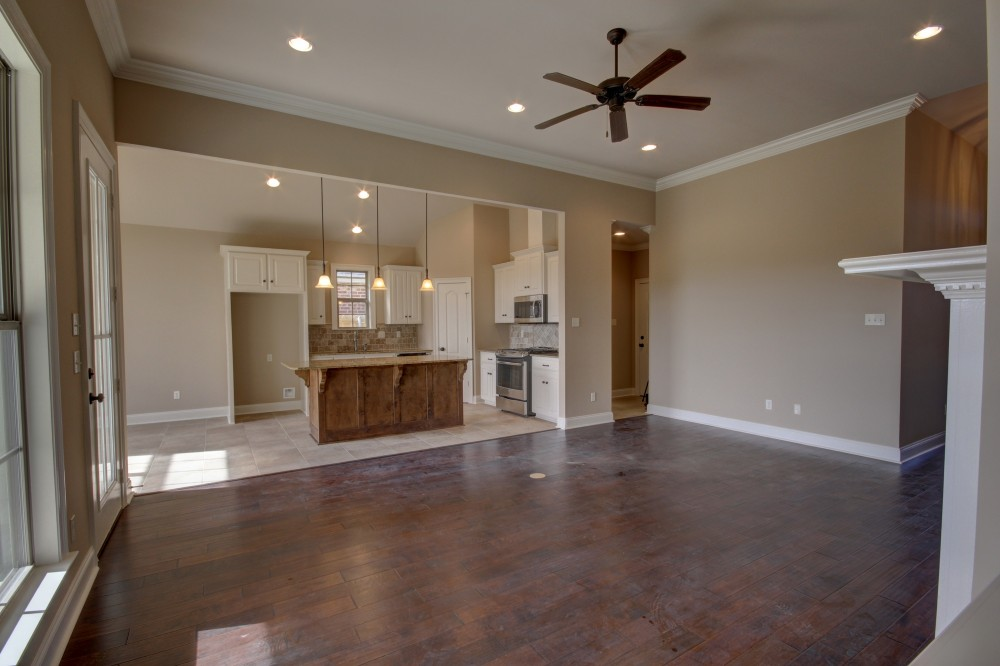 Photo By Manuel Builders. Viola Floor Plan With Heritage Elevation