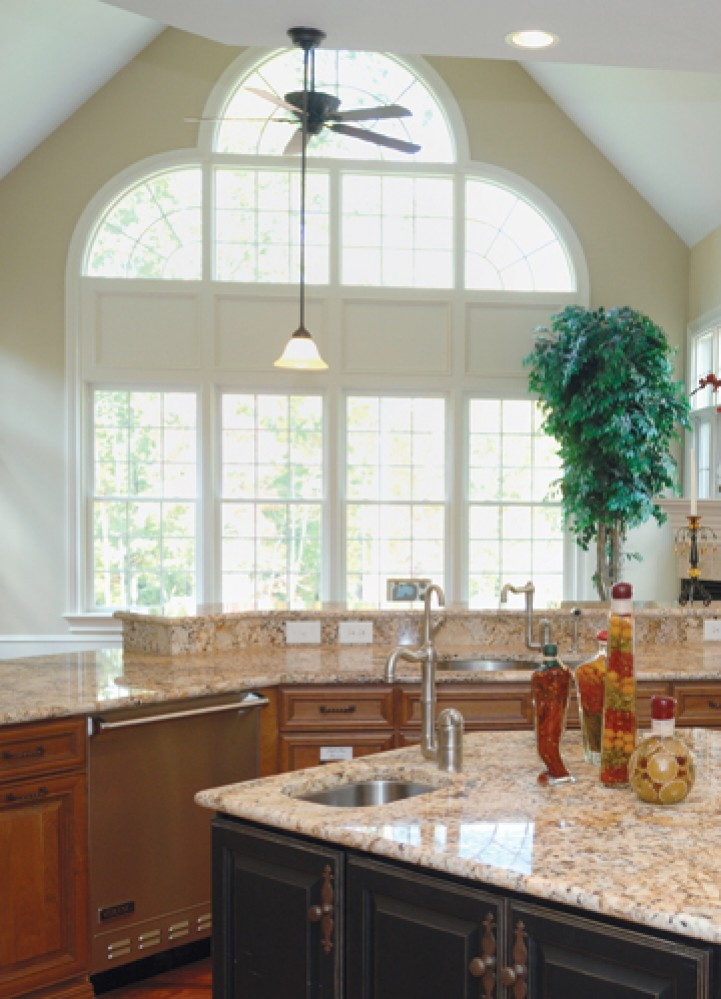 Photo By Contract Exteriors LLC. Windows