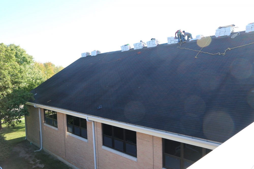 Photo By Residential Renovations. New Commercial Asphalt Roof
