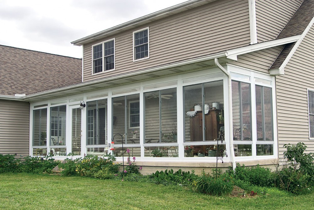 Photo By Joyce Factory Direct - Cleveland. Sunrooms