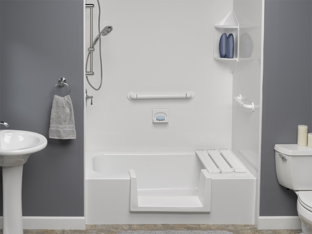Photo By Joyce Factory Direct - Cleveland. Bathroom Makeover
