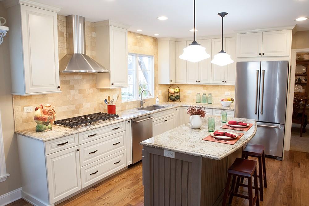 Photo By Advance Design Studio, Ltd.. The 5-Year Kitchen In Elgin