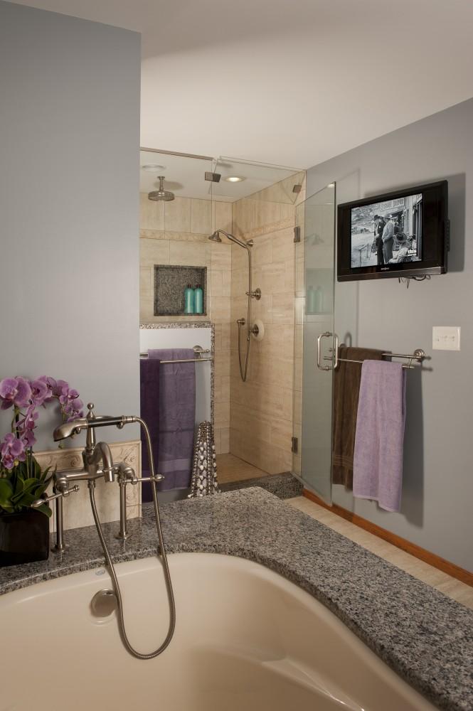 Photo By Blackdog Design Build Remodel. Bathrooms