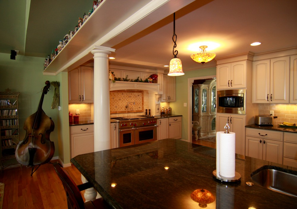 Photo By Criner Remodeling. Extensive Kitchen Remodel