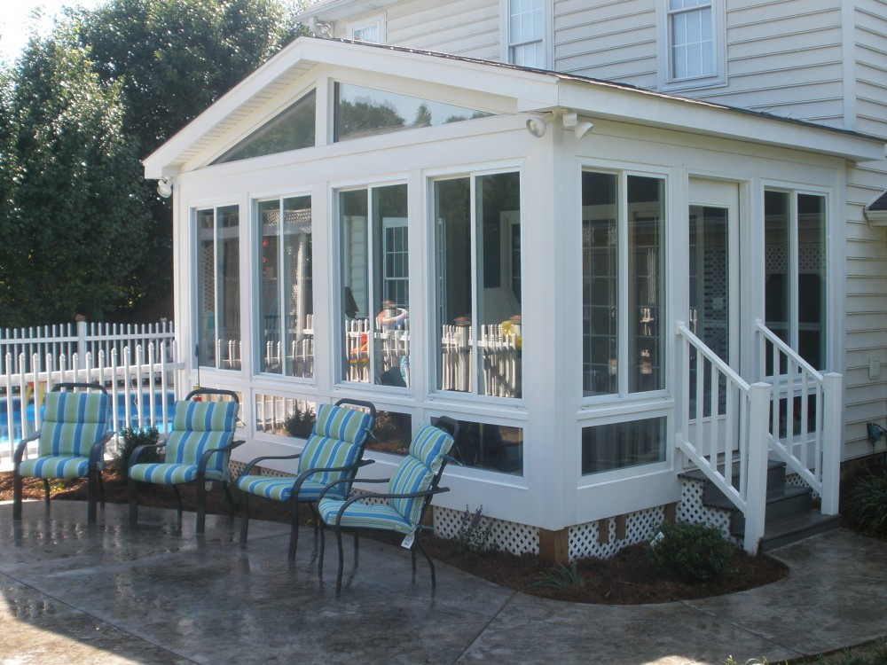 Photo By Kingsford Siding, Windows & Patio Rooms. Exterior Renovations