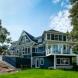 Photo by Pennings & Sons. New Custom Lake Home - thumbnail