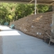 Photo by Adams Lumber & Homestore. Boathouse, seawall, patio, stairs - thumbnail