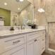 Photo by Gordon Reese Design Build. Master Bath - thumbnail