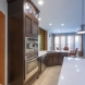 Photo by Curb Appeal Renovations. Beautiful Streamlined Kitchen - thumbnail