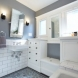 Photo by Masterworks Construction Services. Bathrooms - thumbnail