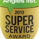 Photo by Skywalker Roofing. Angie's List Super Service Awards - thumbnail