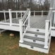 Photo by American Exteriors & Masonry. Deck, Patio, and Fire Pit in Purcellville, VA - thumbnail