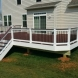 Photo by American Exteriors & Masonry.  Trex Deck in Leesburg, VA - thumbnail