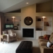 Photo by DreamMaker of Greater Grand Rapids. Living Room Fireplace Re-do - thumbnail