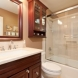 Photo by CalBath Renovations. Bathroom Remodel - thumbnail