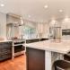 Photo by Gordon Reese Design Build. Martinez Open Kitchen Masterpiece - thumbnail