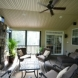 Photo by Breyer Construction & Landscape, LLC. Enclosed Outdoor Living Space - thumbnail