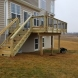Photo by American Exteriors & Masonry. Wood Deck in Lovettsville, VA - thumbnail