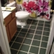 Photo by Golden Rule Builders. Before Photo of Hall Bathroom - thumbnail